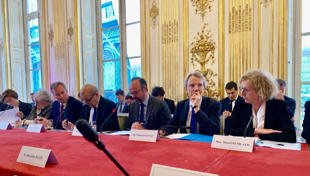 Comité Interministériel du Tourisme